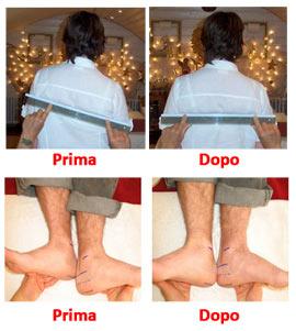 Allineamento della colonna vertebrale e del bacino attraverso la Guarigione Spirituale