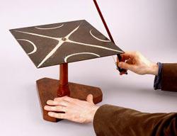 Le vibrazioni creano forme geometriche – La scoperta di Ernst Chladni